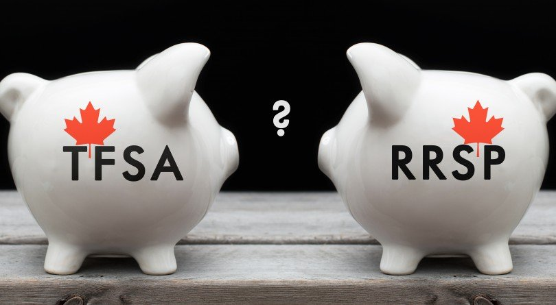How your tax bracket decides whether a TFSA or RRSP is best