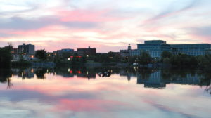 Downtown-Peterborough-ON-at-dusk-RKHomeowner