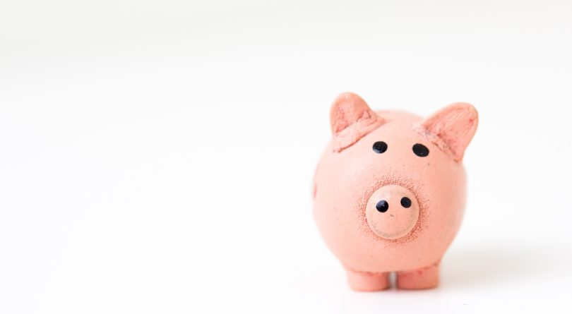 MoneySense Savings Piggy Bank