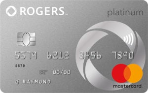 Rogers Platinum Cedit Card