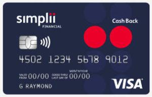 Simplii Financial Cash Back Card