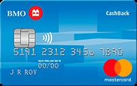 BMO Cash Back Mastercard