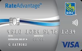 RBC Rate Advantage Visa