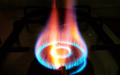 Stove burner – a common cause of house fires