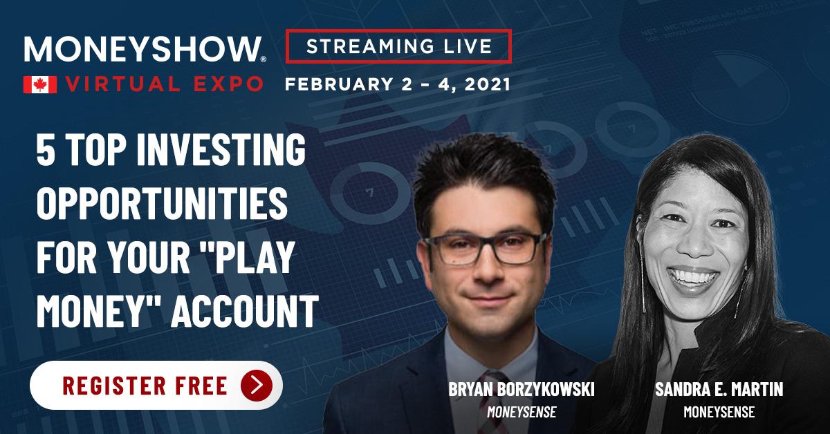 MoneyShow virtual conference