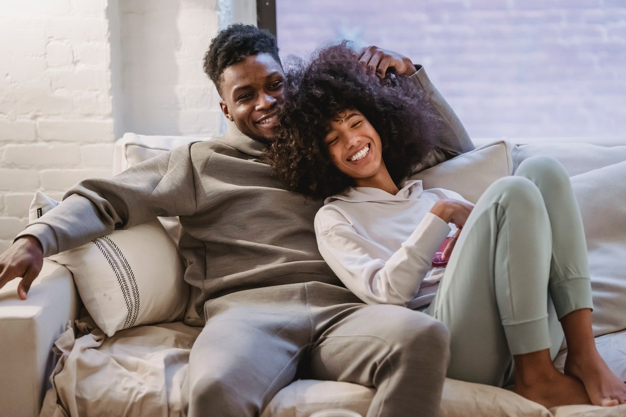 what is tenant insurance young couple at home