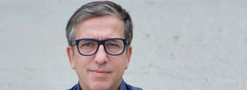 Headshot of Spiros Margaris