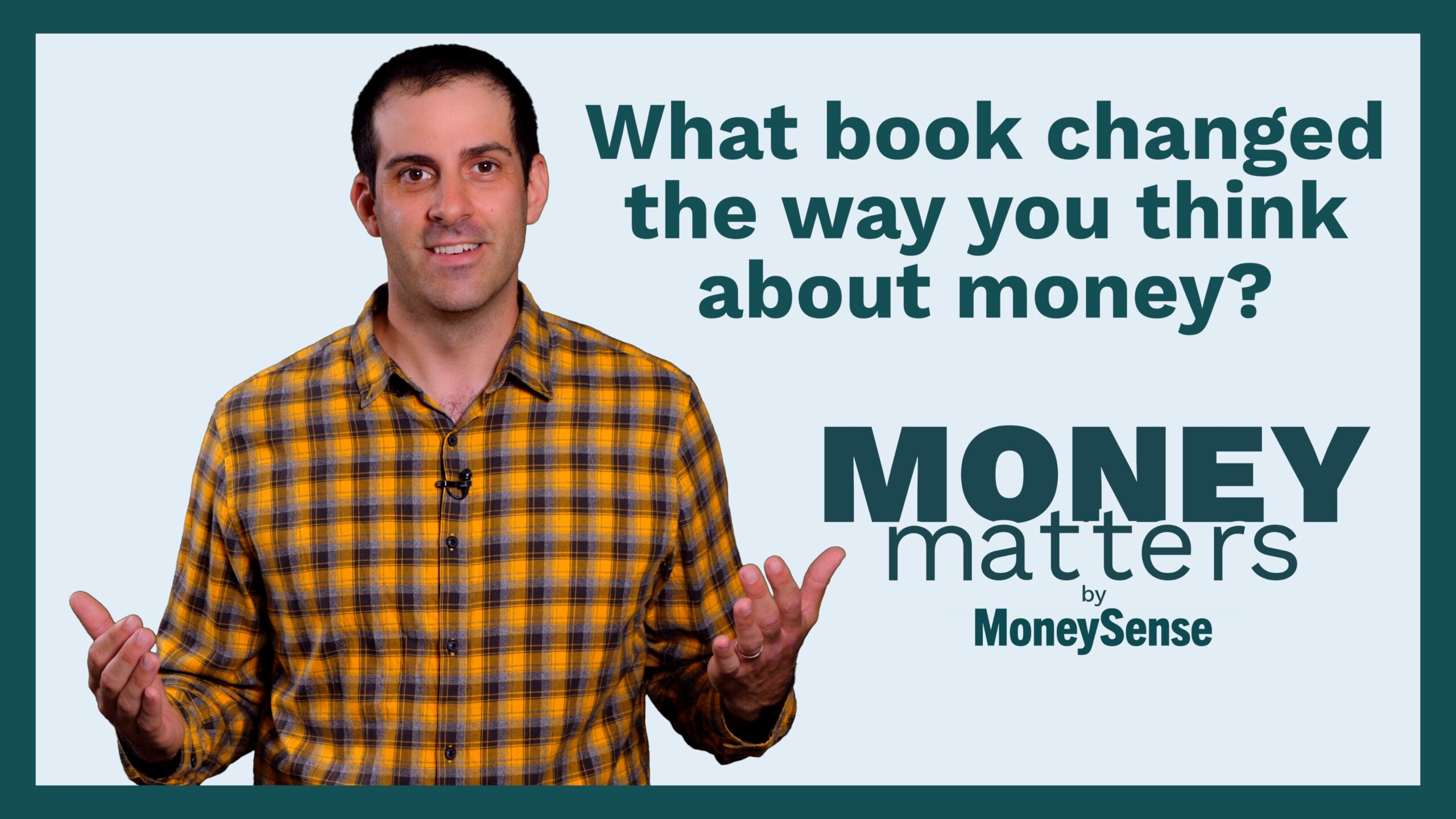 money matters what book changed the way you think about money