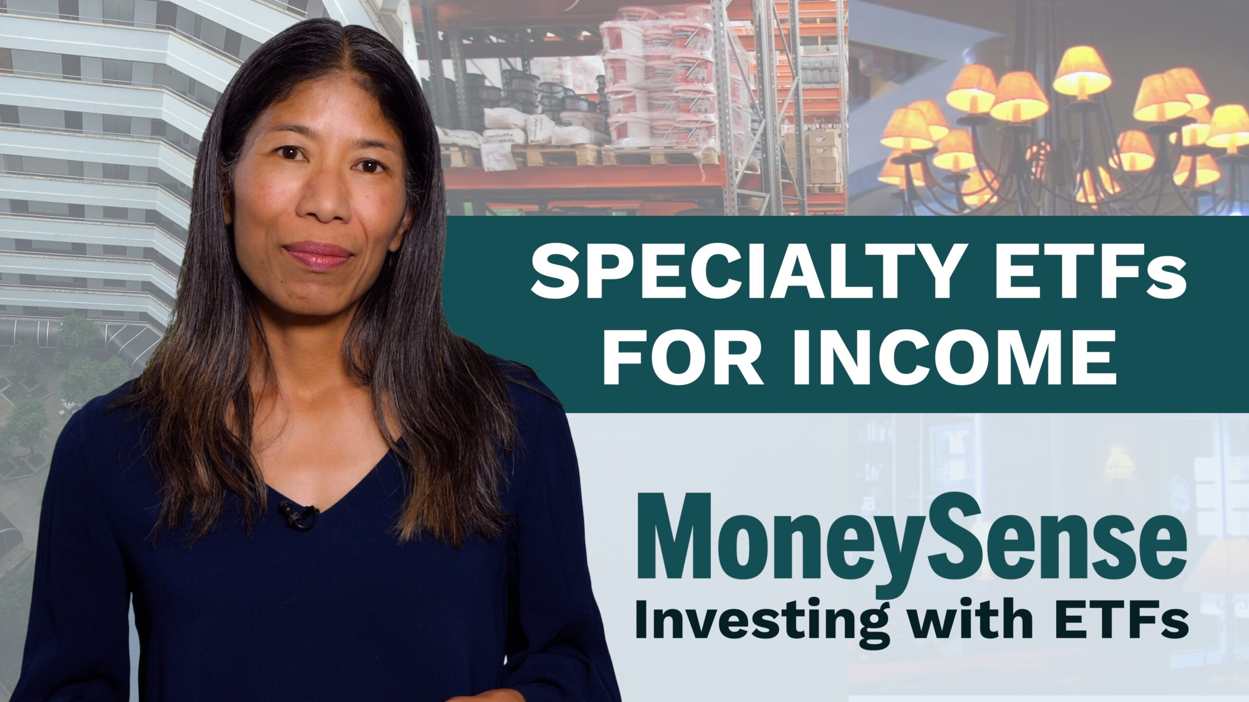 MoneySense editor discusses how to earn income with specialty ETFs