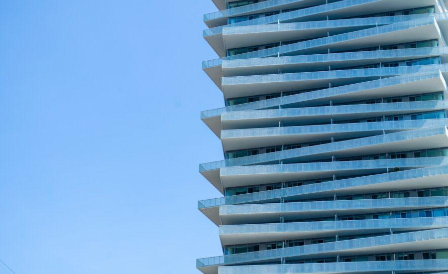 condo-insurance-increases-toronto-condo-on-sky-background